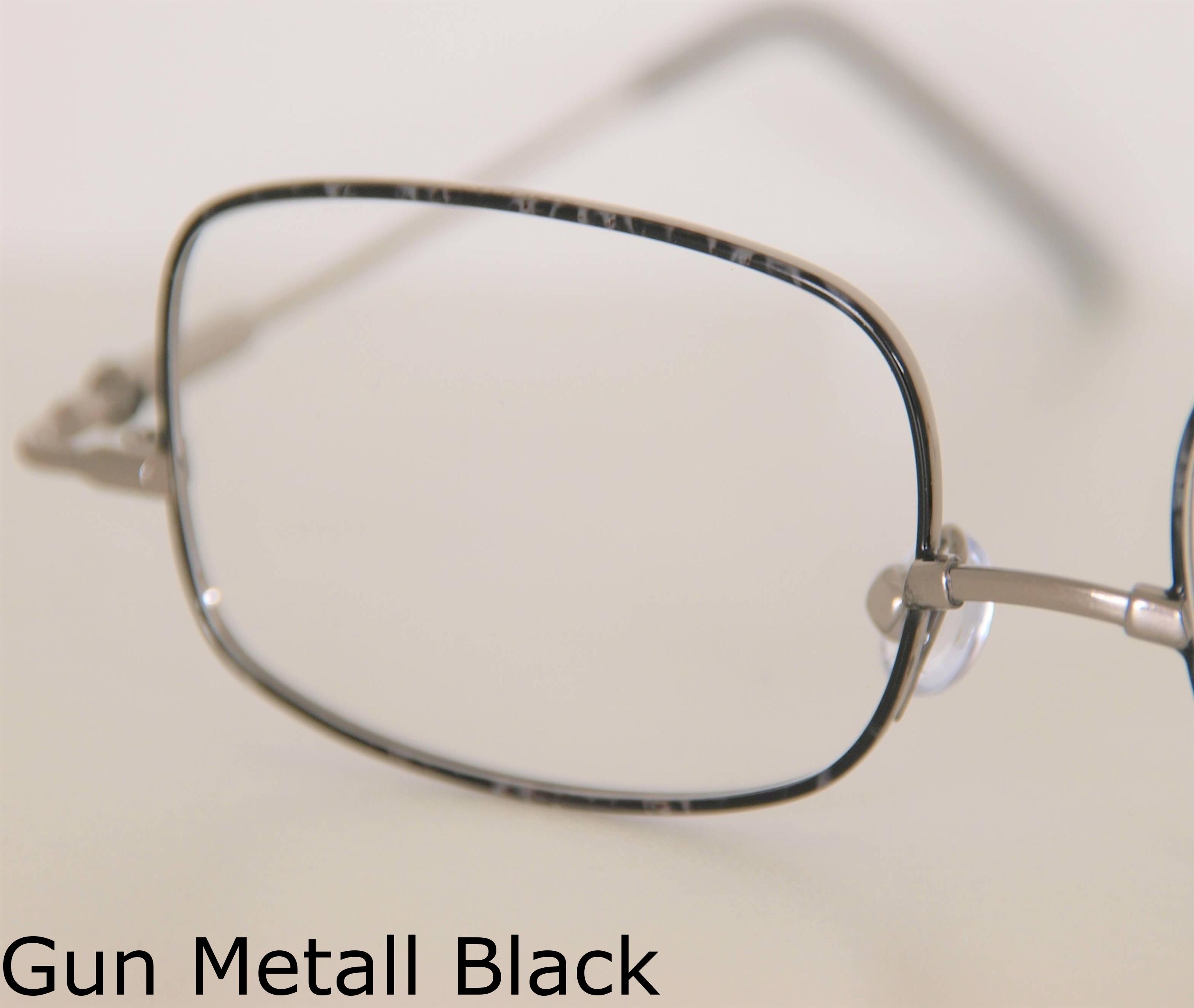- Gun-Metall Black